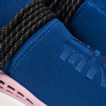 Кроссовки adidas Originals x Pharrell Williams Solar HU NMD Power Blue/Light Pink/Orange фото- 5