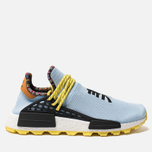 Кроссовки adidas Originals x Pharrell Williams Solar HU NMD Supplier Colour/Core Black/Bright Orange фото- 0