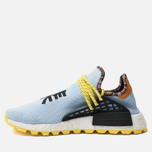 Кроссовки adidas Originals x Pharrell Williams Solar HU NMD Supplier Colour/Core Black/Bright Orange фото- 1