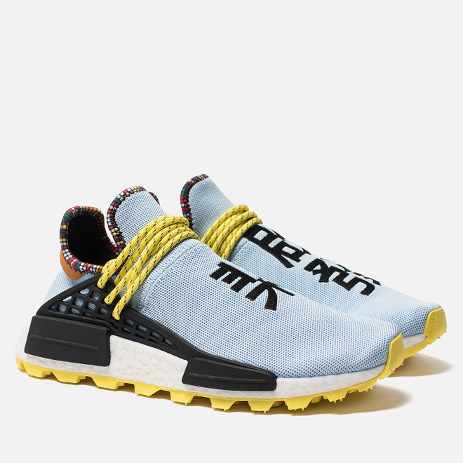 Кроссовки adidas Originals x Pharrell Williams Solar HU NMD Supplier Colour/Core Black/Bright Orange