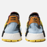 Кроссовки adidas Originals x Pharrell Williams Solar HU NMD Supplier Colour/Core Black/Bright Orange фото- 3