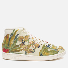Кроссовки adidas Consortium x Pharrell Williams Stan Smith Mid Jacquard Blanch Cargo/Multicolour фото- 3