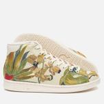 Кроссовки adidas Consortium x Pharrell Williams Stan Smith Mid Jacquard Blanch Cargo/Multicolour фото- 2
