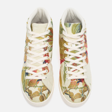 Кроссовки adidas Consortium x Pharrell Williams Stan Smith Mid Jacquard Blanch Cargo/Multicolour фото- 1