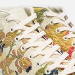 Кроссовки adidas Consortium x Pharrell Williams Stan Smith Mid Jacquard Blanch Cargo/Multicolour фото- 3