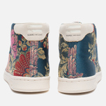 Кроссовки adidas Consortium x Pharrell Williams Stan Smith Mid Jacquard Stonewash Blue/Multicolour фото- 5