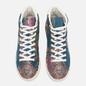 Кроссовки adidas Consortium x Pharrell Williams Stan Smith Mid Jacquard Stonewash Blue/Multicolour фото - 1