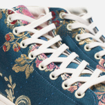 Кроссовки adidas Consortium x Pharrell Williams Stan Smith Mid Jacquard Stonewash Blue/Multicolour фото- 3