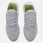 Кроссовки adidas Originals x Pharrell Williams Tennis Hu Blue/Pink/Light Grey фото- 4