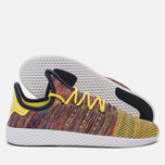 Кроссовки adidas Originals x Pharrell Williams Tennis Hu Semi Frozen Yellow/Noble Ink/White фото- 1