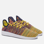 Кроссовки adidas Originals x Pharrell Williams Tennis Hu Semi Frozen Yellow/Noble Ink/White фото - 0