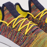 Кроссовки adidas Originals x Pharrell Williams Tennis Hu Semi Frozen Yellow/Noble Ink/White фото- 3