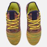Кроссовки adidas Originals x Pharrell Williams Tennis Hu Semi Frozen Yellow/Noble Ink/White фото- 4