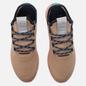 Мужские кроссовки adidas Originals x Pharrell Williams Tennis Hu Tan/Teal/Pink Marble фото - 1