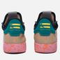 Мужские кроссовки adidas Originals x Pharrell Williams Tennis Hu Tan/Teal/Pink Marble фото - 2