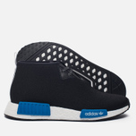 Кроссовки adidas Originals x Porter NMD C1 Black/White/Blue фото- 1
