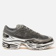 Кроссовки adidas Originals x Raf Simons Ozweego Ash/Silver Metallic/Silver Metallic фото- 3
