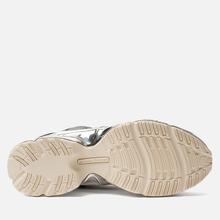 Кроссовки adidas Originals x Raf Simons Ozweego Ash/Silver Metallic/Silver Metallic фото- 4