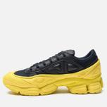 Кроссовки adidas Originals x Raf Simons Ozweego Bold Yellow/Dark Blue/Dark Blue фото- 1