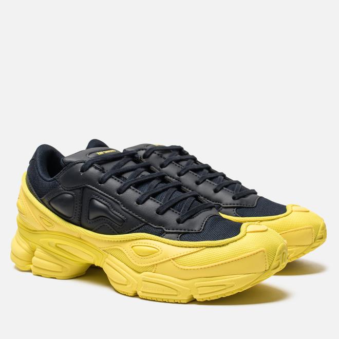Кроссовки adidas Originals x Raf Simons Ozweego Bold Yellow/Dark Blue/Dark Blue