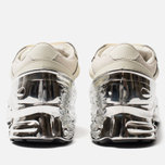 Кроссовки adidas Originals x Raf Simons Ozweego Cream White/Silver Metallic/Silver Metallic фото- 4