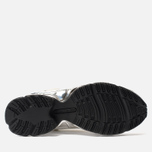 Кроссовки adidas Originals x Raf Simons Ozweego Cream White/Silver Metallic/Silver Metallic фото- 3
