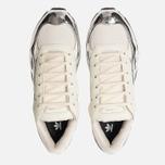 Кроссовки adidas Originals x Raf Simons Ozweego Cream White/Silver Metallic/Silver Metallic фото- 5