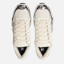 Кроссовки adidas Originals x Raf Simons Ozweego Cream White/Silver Metallic/Silver Metallic фото- 1