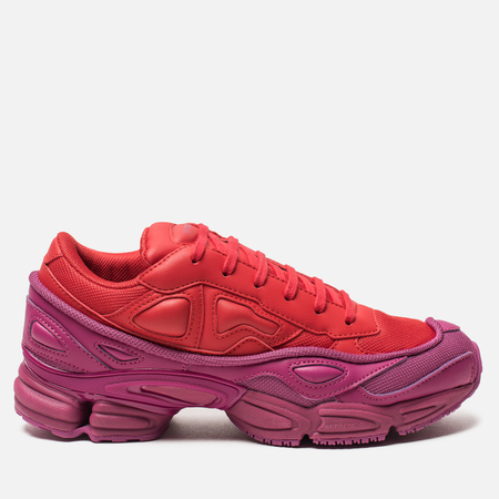a74d589bc59e Женские кроссовки adidas Originals x Raf Simons Ozweego Glory Collegiate  Red Collegiate Red