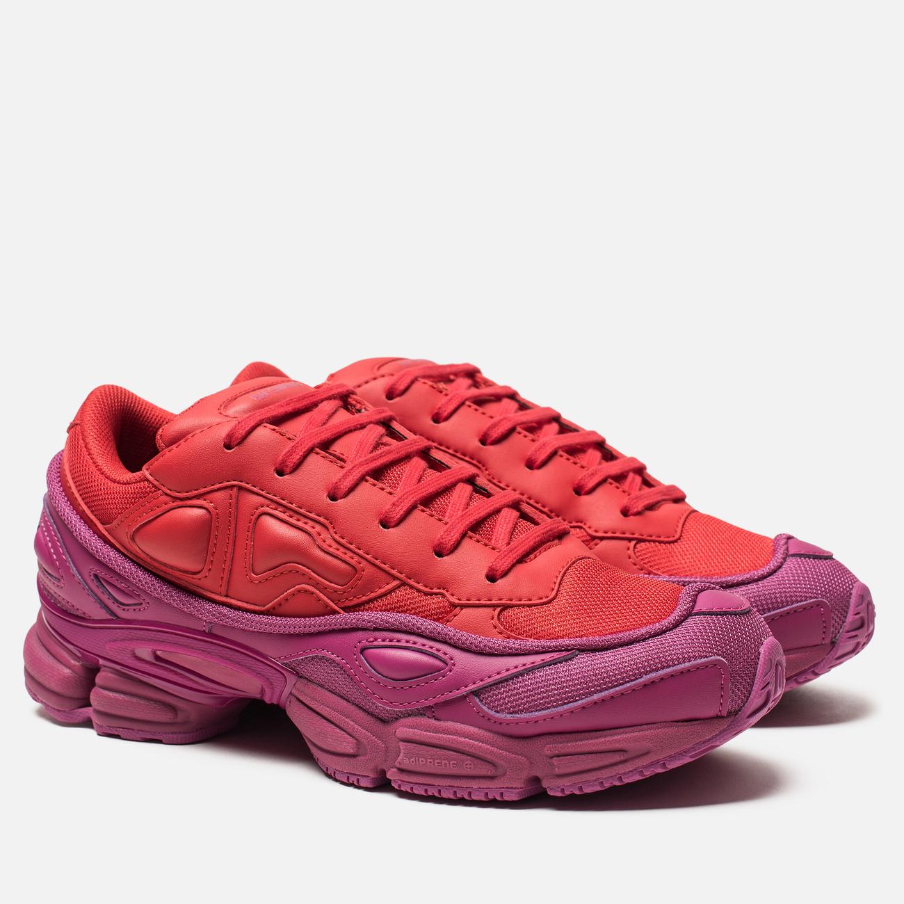Кроссовки adidas Originals x Raf Simons Ozweego Glory/Collegiate Red/Collegiate Red