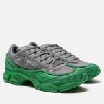 Кроссовки adidas Originals x Raf Simons Ozweego Green/Grey/Grey фото- 2