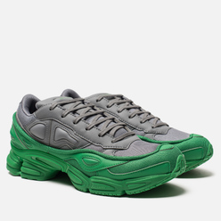 Кроссовки adidas Originals x Raf Simons Ozweego Green/Grey/Grey