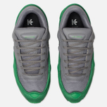 Кроссовки adidas Originals x Raf Simons Ozweego Green/Grey/Grey фото- 5