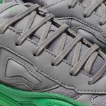 Кроссовки adidas Originals x Raf Simons Ozweego Green/Grey/Grey фото- 6