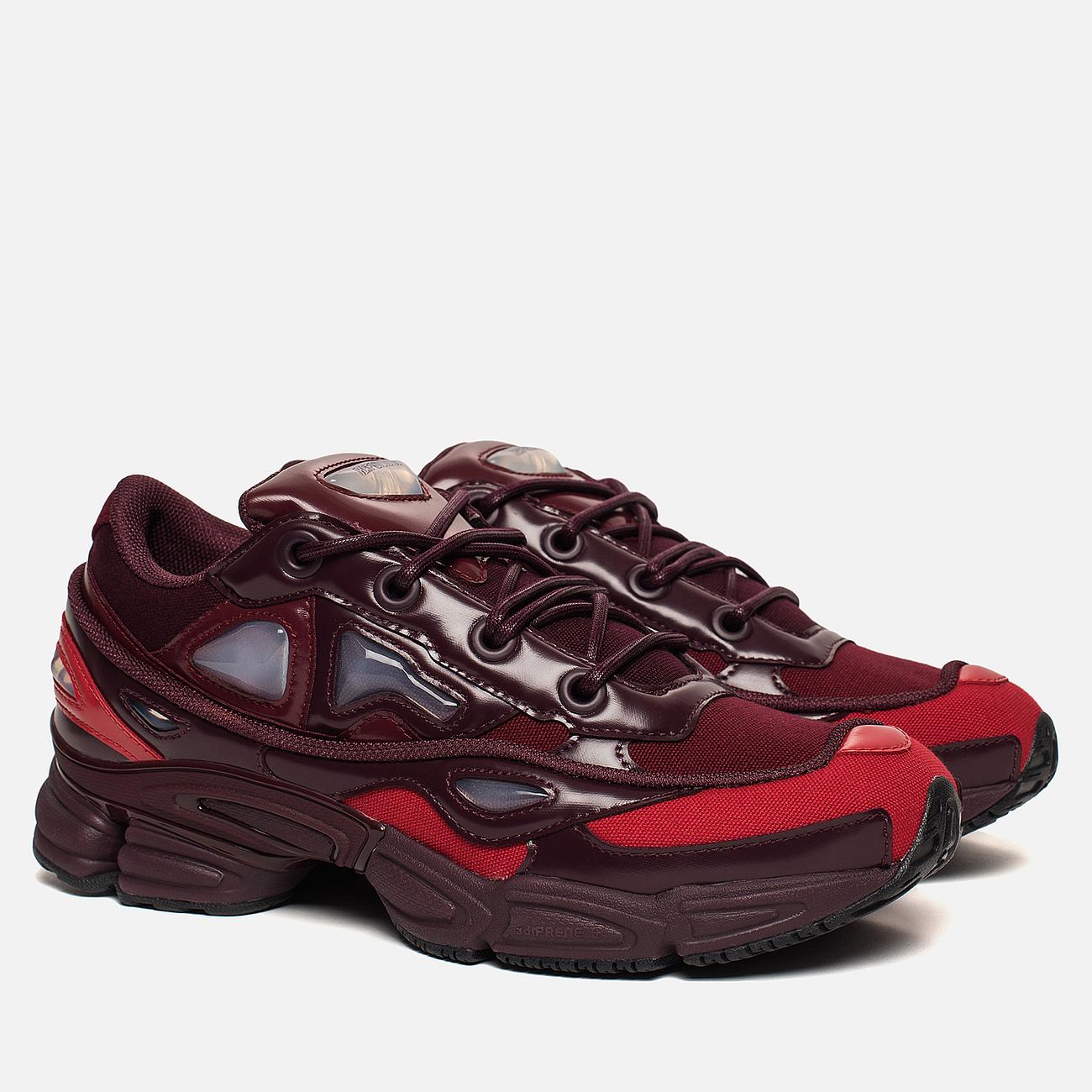 Кроссовки adidas Originals x Raf Simons Ozweego III Core Burgundy/Maroon/Scarlet