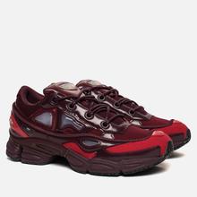 Кроссовки adidas Originals x Raf Simons Ozweego III Core Burgundy/Maroon/Scarlet фото- 0