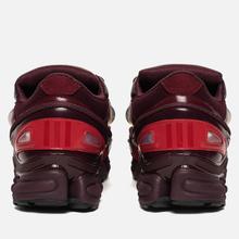 Кроссовки adidas Originals x Raf Simons Ozweego III Core Burgundy/Maroon/Scarlet фото- 2