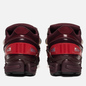 Кроссовки adidas Originals x Raf Simons Ozweego III Core Burgundy/Maroon/Scarlet фото - 2