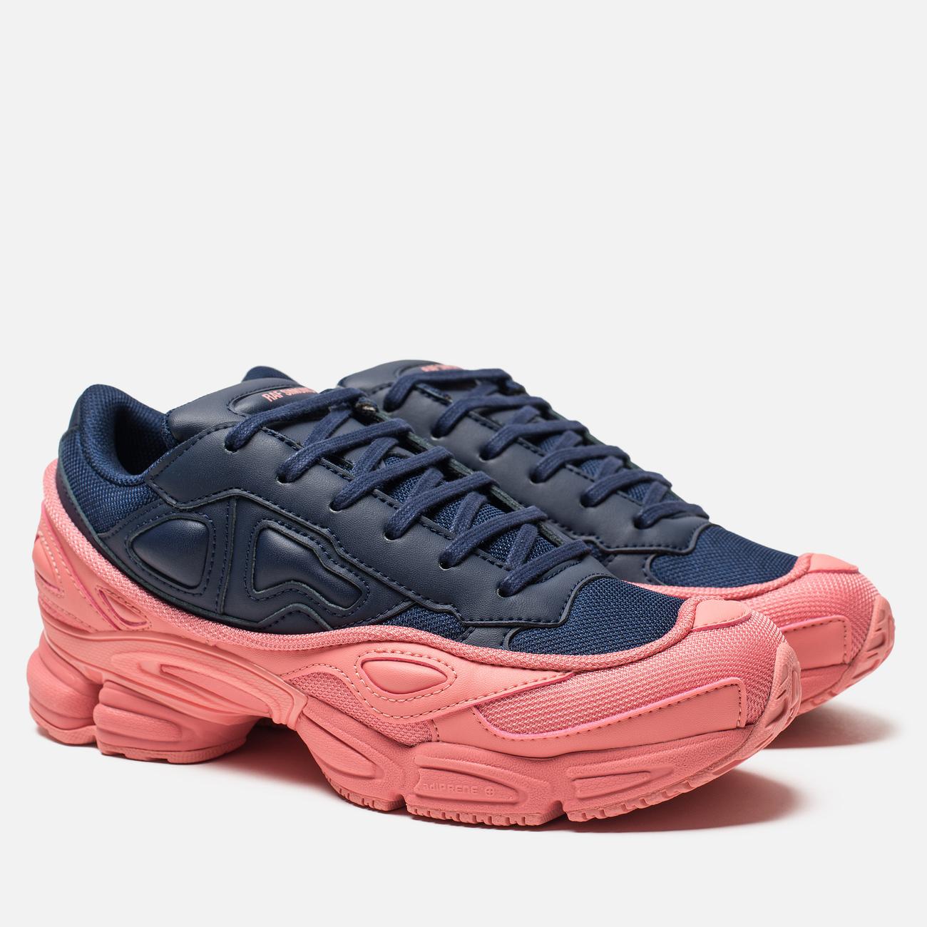 Кроссовки adidas Originals x Raf Simons Ozweego Tactile Rose/Dark Blue/Dark Blue