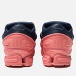 Кроссовки adidas Originals x Raf Simons Ozweego Tactile Rose/Dark Blue/Dark Blue фото- 3