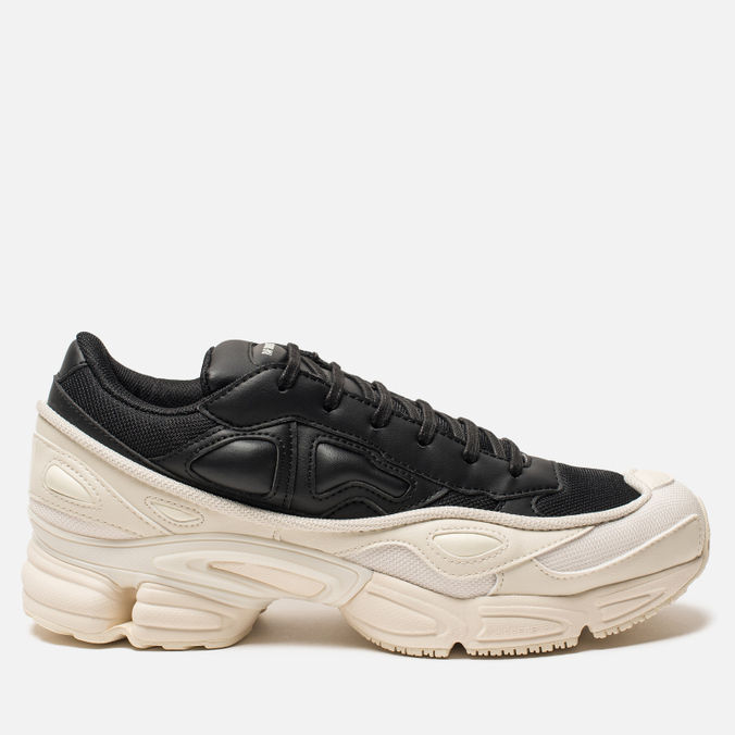 Кроссовки adidas Originals x Raf Simons Ozweego White Core Black Core Black  ... 957376e604c