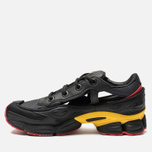 Кроссовки adidas Originals x Raf Simons Replicant Ozweego Belgium Pack Core Black/Gold/Night Grey фото- 1