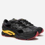 Кроссовки adidas Originals x Raf Simons Replicant Ozweego Belgium Pack Core Black/Gold/Night Grey фото- 2