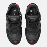 Кроссовки adidas Originals x Raf Simons Replicant Ozweego Belgium Pack Core Black/Gold/Night Grey фото- 5