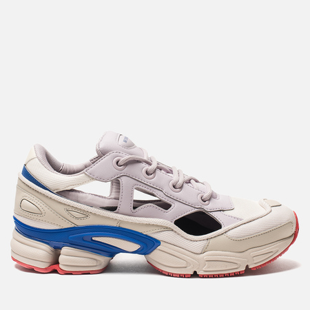 Кроссовки adidas Originals x Raf Simons Replicant Ozweego USA Pack Brown/Brown/White