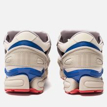 Кроссовки adidas Originals x Raf Simons Replicant Ozweego USA Pack Brown/Brown/White фото- 2