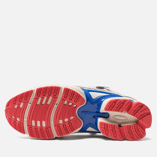 Кроссовки adidas Originals x Raf Simons Replicant Ozweego USA Pack Brown/Brown/White