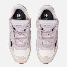 Кроссовки adidas Originals x Raf Simons Replicant Ozweego USA Pack Brown/Brown/White фото- 1