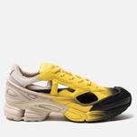 Кроссовки adidas Originals x Raf Simons Replicant Ozweego Clear Brown/Yellow/Yellow фото- 0