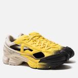 Кроссовки adidas Originals x Raf Simons Replicant Ozweego Clear Brown/Yellow/Yellow фото- 2
